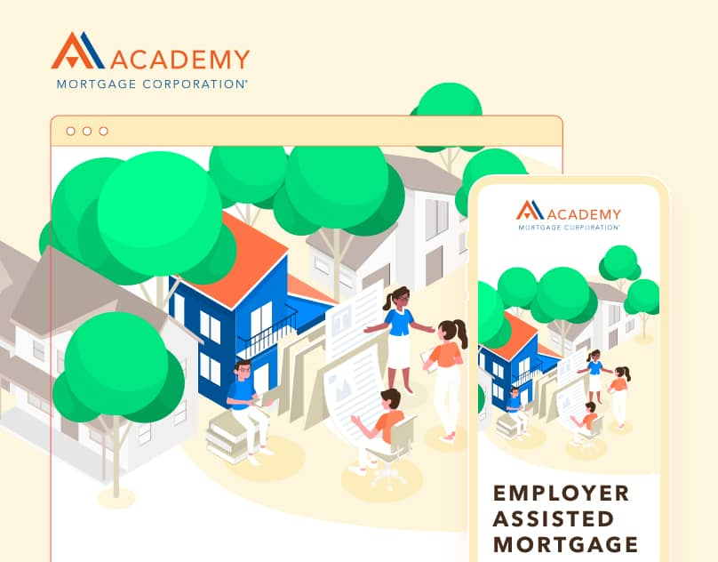 Climbings   Works    Academy Mortgage